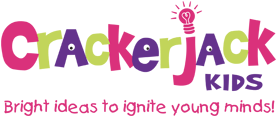 Branding: Crackerjack Kids positioning strategy, name and tagline development, logo design