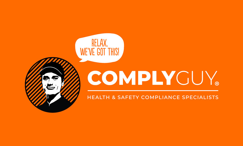 Evolve Marketing Agency client example - Comply Guy logo