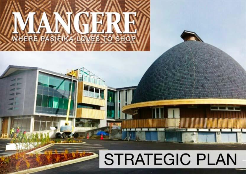 Evolve Marketing Agency client example - Mangere Town Centre Business Association strategic plan