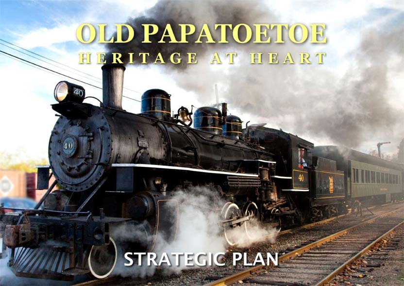 Evolve Marketing Agency client example - Old Papatoetoe Business Association strategic plan