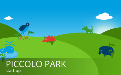 Evolve Marketing Agency client work - Piccolo Park