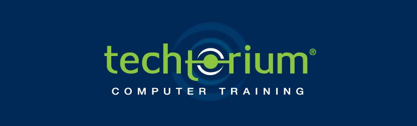 Evolve Marketing Agency client example - Techtorium logo