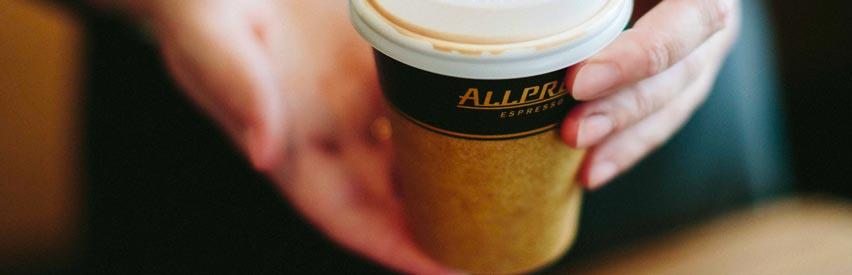 Evolve Marketing Agency strategy development - Allpress Espresso